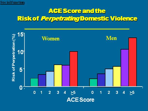 ACES Score and Domestic Violence