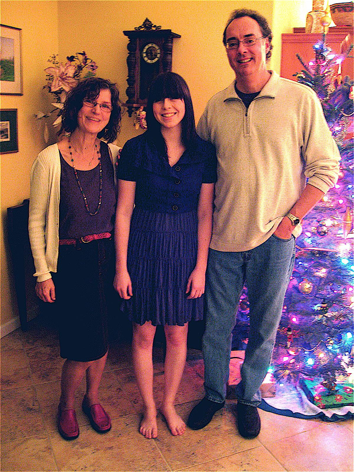 Golden Brooks Her Parents
