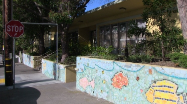 El Dorado Elementary School is located in the Visitacion Valley neighborhood in San Francisco