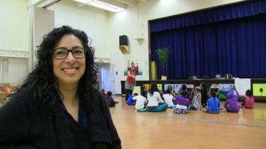El Dorado Elementary School Principal Silvia Cordero