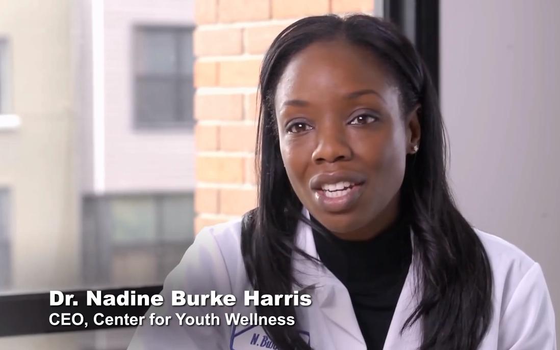 Nadine Burke Harris How Does Trauma >> To Prevent Childhood Trauma Pediatricians Screen Children And Their