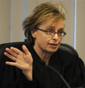 Judge Cindy Lederman