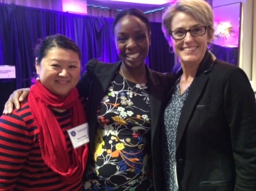 Anna Sutton, Yolo County Maternal Child Adolescent Health; Nadine Burke Harris, Center for Youth Wellness; Gail Kennedy, ACEs Connection Network